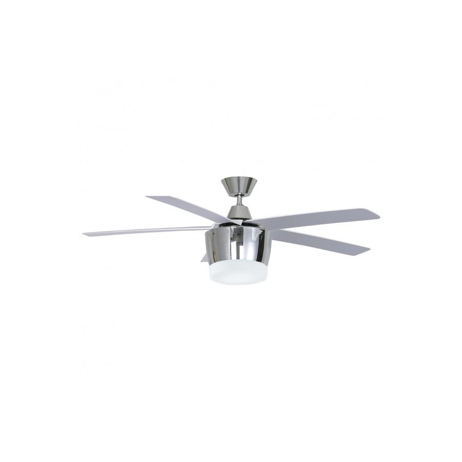 Refresca tu verano con el ventilador BALI cromo con mando a distancia