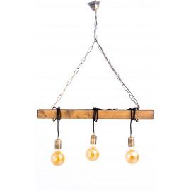 Venta online de lamparas de techo rusticas o vintaje