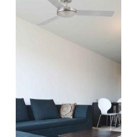 Plafon 3 luces, modelo Narisa  oro rosa de Schuller