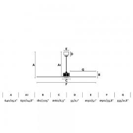 Lampara C/sensor Movimiento Ir Move Gls 7w 4000k