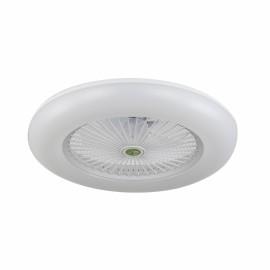 ventilador raki blanco dimable