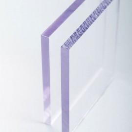 Mampara de policarbonato