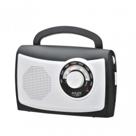 Radio Fm/am Antena Incorporada Salida Auriculares Regulador Tuning Control Volumen Cable