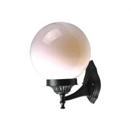 Aplique Exterior Esfera Oro 1xe27 35,80x25 D