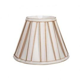 Barata Lámpara Sobremesa Espiral Gris 1luz 35x20