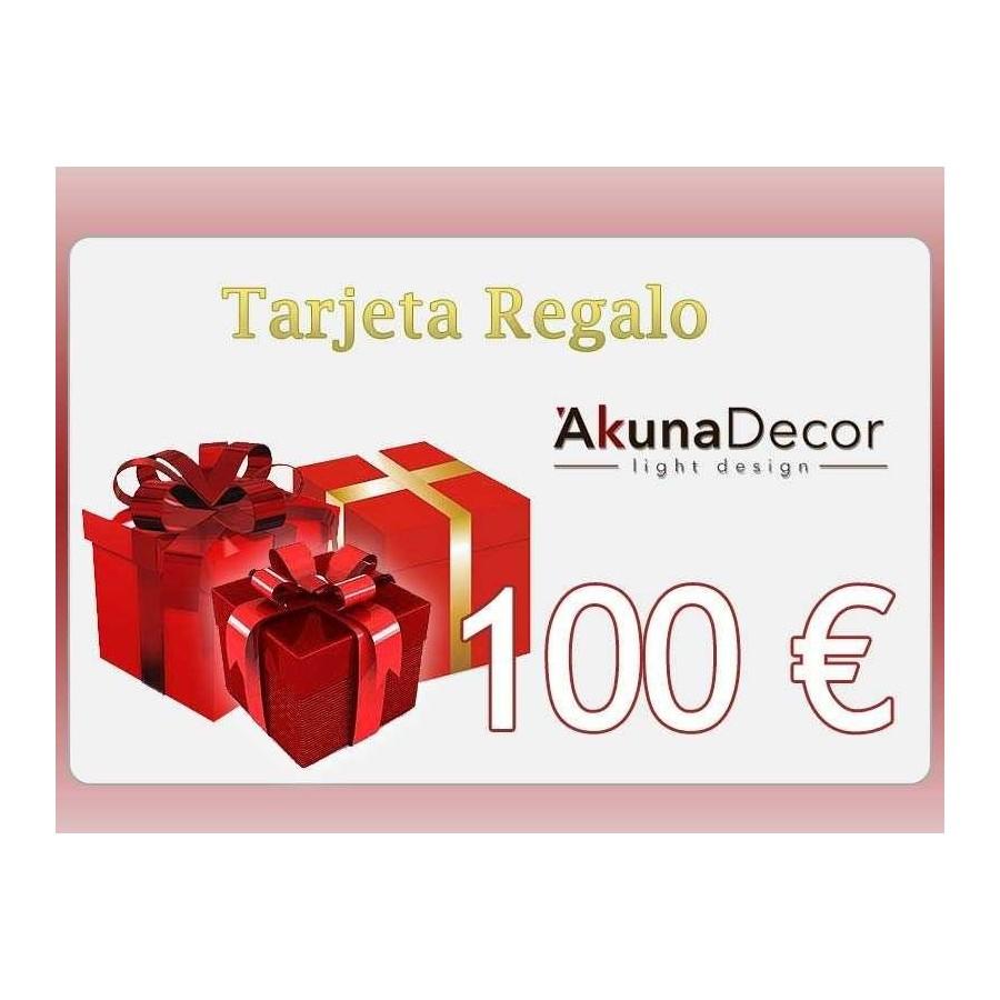 TARJETA REGALO 100€.