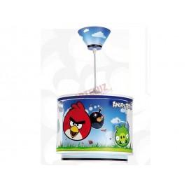 Lampara colgante Angry Birds
