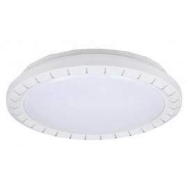 Plafon 44w Adelaida 3520 Lm  Blanco 42d Regulable 3000k 4000k 6000k