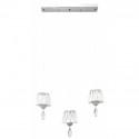 Lampara ROCIO, 5 luces DIMABLE