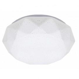 Plafón cristal, led integrado modelo KAWAI