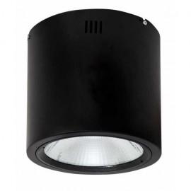 Ventilador sin luz, modelo Mini Mallorca niquel satinado.