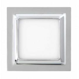 Ventilador Mini Icaria con luz, blanco.