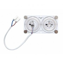 Disco Led 24w 3000k Magnetic Blanco 2300lm