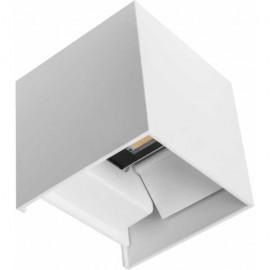 Aplique 6w 3000k Sever Blanco 660lm Ip54 10x10x10