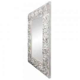 Espejo modelo BECQUER  marco tallado