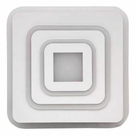 Plafon Alegria 80w Blanco 3temp 7200lm3000k 4000k 6500k,50x50