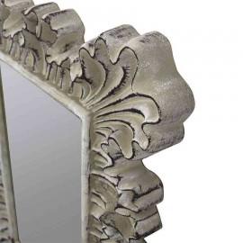 Espejo color piedra, modelo GRECO
