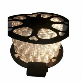 Tubo Led Flexible 50m,18w 300leds,3000k