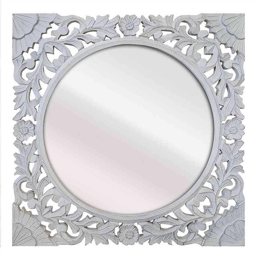 Talla con espejo modelo ZURBARAN