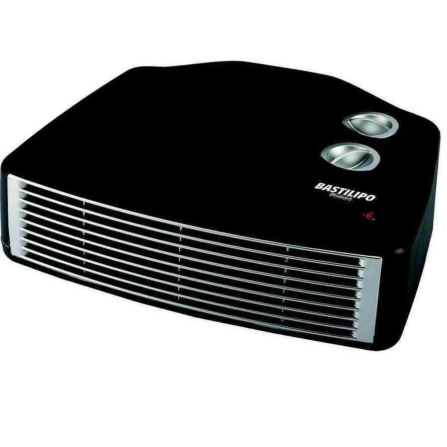 Calefaccion Bastilipo termoventilador horizontal premium negro