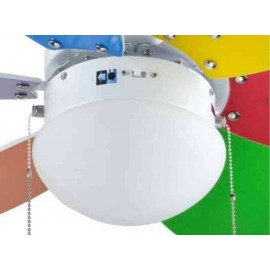 Ventilador modelo CALETA colores