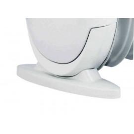 Ventilador de techo 132cm, con luz y mando a distancia, modelo casiopea blanco.