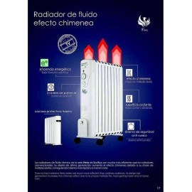 Pack Ventilador + LED + Mando a distancia