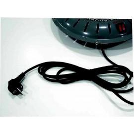 Brasero electrico Bastilipo con cable 3 m.