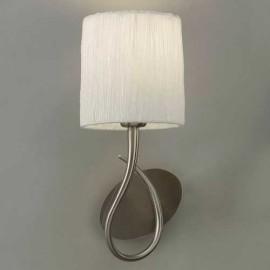 Lámpara Colgante Grande Serie Números Celeste 2 Luces  Regx35x35