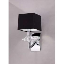 Oferta en Lámpara Colgante Peq Serie Alabama Beis/cuero 1luz  45x35d