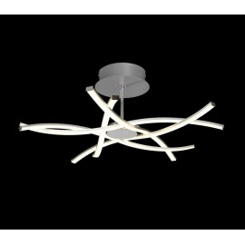 Lámpara Colgante Grande Serie Toscana Negro/negro 1luz  Regx45d