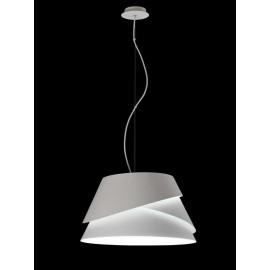Lámpara Flexo Icaro Rosa 1luz  33x14d