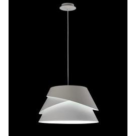 Lámpara Flexo Icaro Blanco 1luz  33x14d