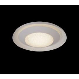 Lámpara Sobremesa Nerón Marrón 1luz  (39x25)