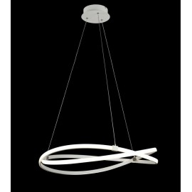 Lámpara Colgante Serie Trapecio Negro 1luz Regx30D