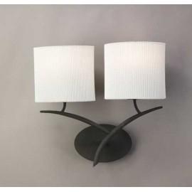 Lámpara Rústica 10lxe27 60w Negro (70x90)