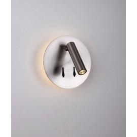 Lámpara Colgante Zinc Cromo 4 luces