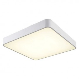 Lámpara Colgante Zinc Cromo 6 luces