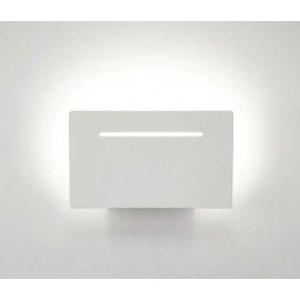 Aplique Led 8W SERIE TOJA ACABADO White