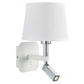 Lámpara Flexo Led Phyton Blanco 5,2w 500lm