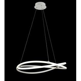 Lámpara Colgante Plato Tesla Antiguo 1luz