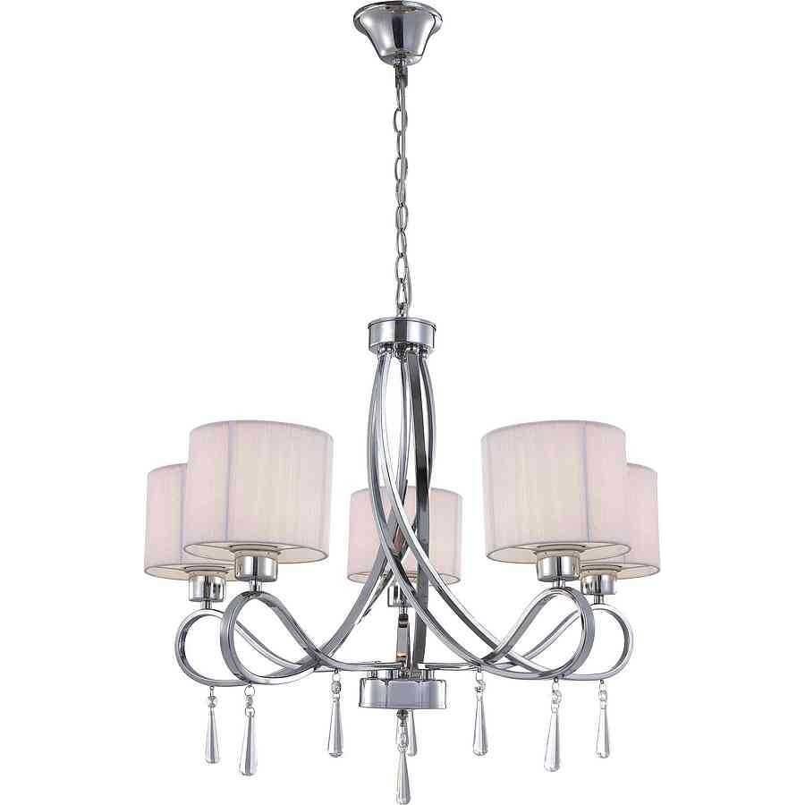 2715/5/CR LAMP.CROMO 5E27 MARTE (A013)