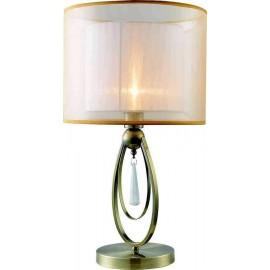 Lámpara de Sobremesa Letters Blanco/azul 1Luz  43x20d