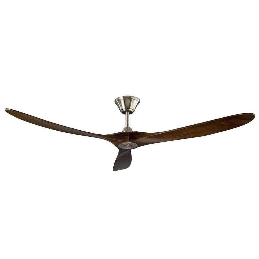 Ventilador modelo BROMIEN 155 cm. sin luz, con motor DC
