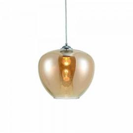 Lampara ROCIO CROMO 25 luces DIMABLE