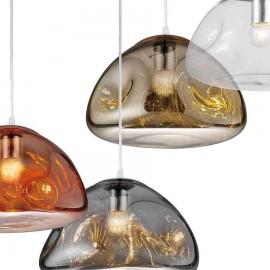 Lámpara de 2 Focos Serie Jorge 10w 3000k Cromo 800 Lm