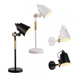 Lámpara de Sobremesa Okapi Piedra 1Luz