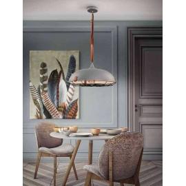 Venta online de lampara industrial modelo ·NOMADE· GRIS