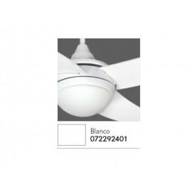 Ventilador Blanco Osiris 4 Aspas Blancas 2xe27  45x116d Contro Remoto