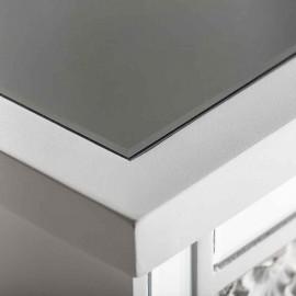 Iluminacion led, Pie Salon Articulable Sumatra 1xe27 Plata   170x60